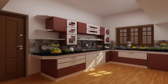 Selecting The Perfect Modular Kitchen Design Matching Your Interiors
